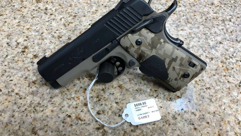 Used Kimber Ultra Covert II