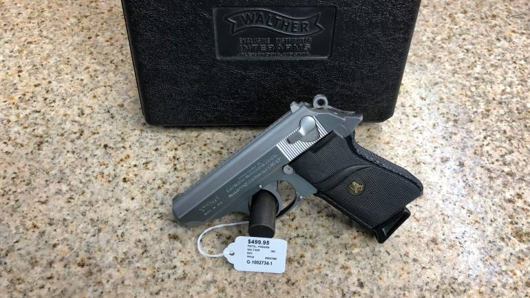 Older Interarms Walther PPK/s