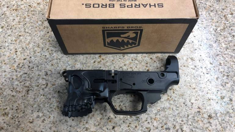 Sharp Bros The Jack Stripped Lower