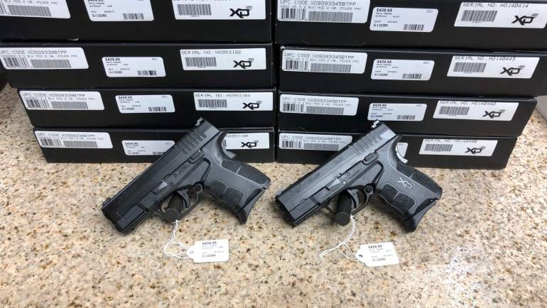 Springfield Armory XDS-9/XDS-45 Power Packs