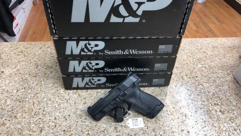New Smith & Wesson M&P9Shield We The People