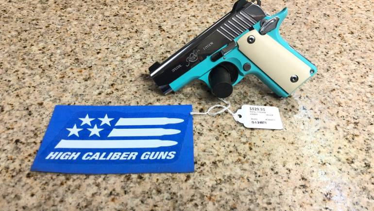 Previously Owned Kimber Micro 380 BelAir