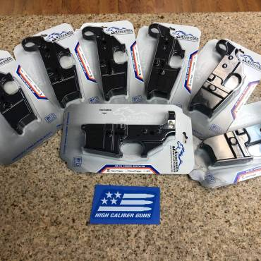 Anderson Stripped Lowers