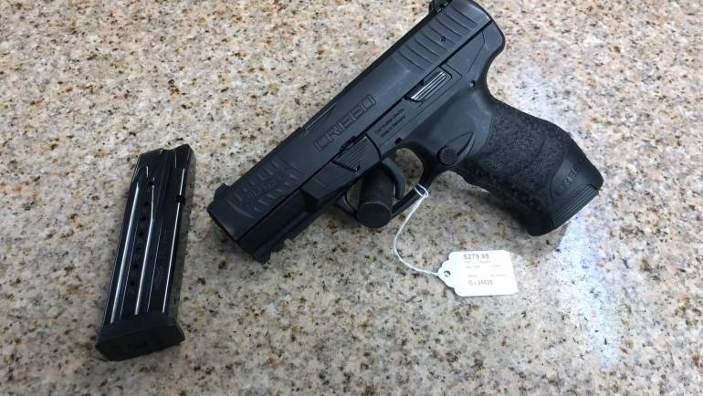 Used Walther Creed 9mm Pistol