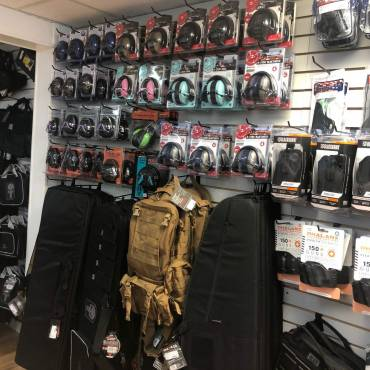 Gun Cases, Hearing Protection, Holsters, & More!