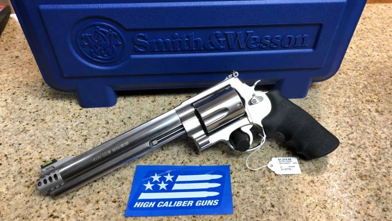 Smith & Wesson 460 Revolver