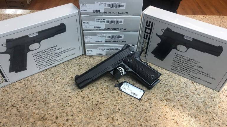 SDS Imports M1911