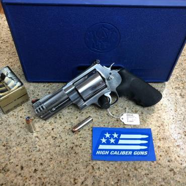 Used Smith & Wesson 500 Revolver