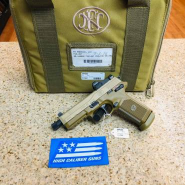 Used FN FNX-45 Tactical FDE