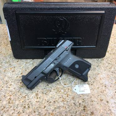 Used Ruger SR9c 9mm Pistol
