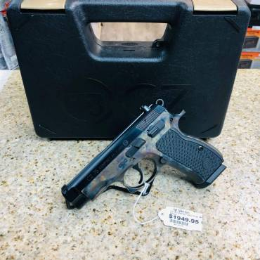 CZ 75D Compact Guncrafter Industries Executive Series 9mm
