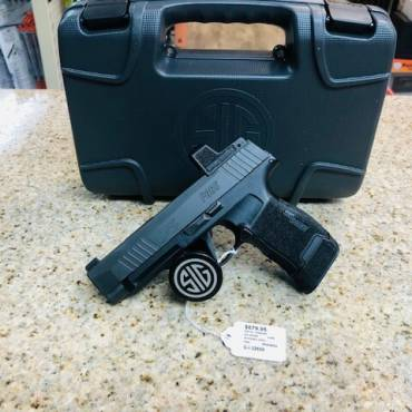 Used Sig Sauer P365 With Romeo Zero Red Dot