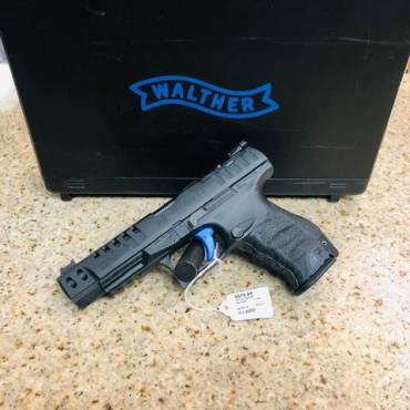 Used Walther Q5 Match 9mm Pistol
