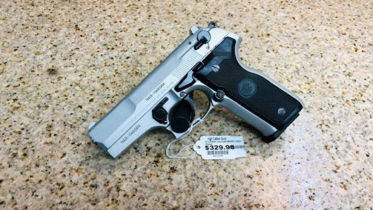 Stoeger Cougar 8000F 9mm