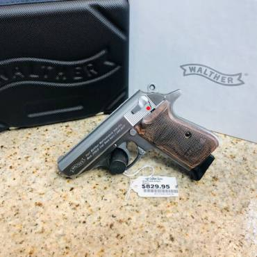 Walther PPK/s First Edition .380 Pistol