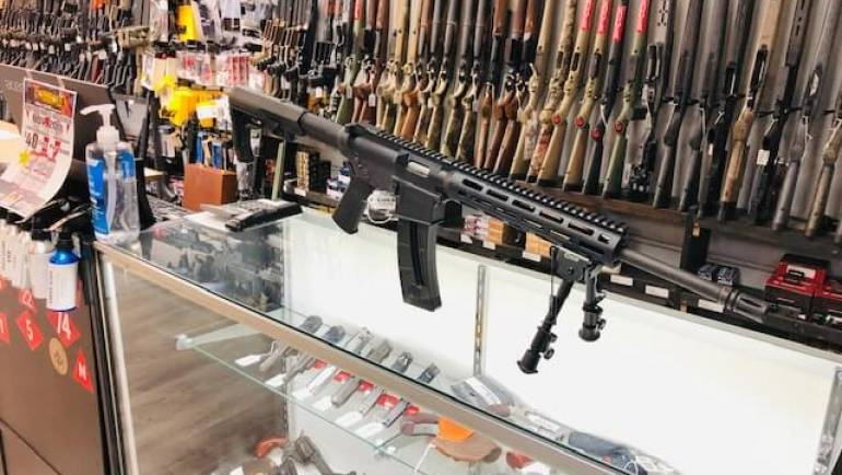 Used Smith & Wesson M&P15-22 Rifle